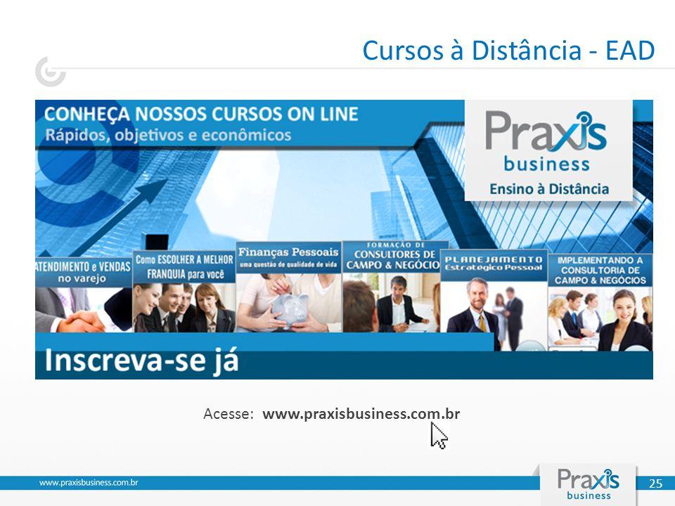Acesse: www.praxisbusiness.com.br