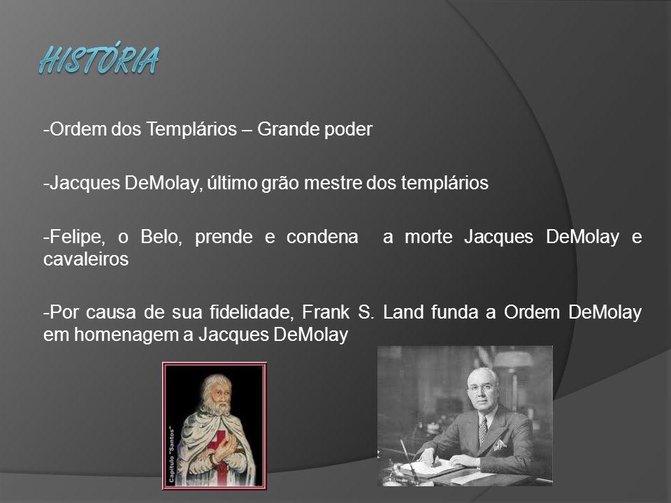História -Ordem dos Templários – Grande poder