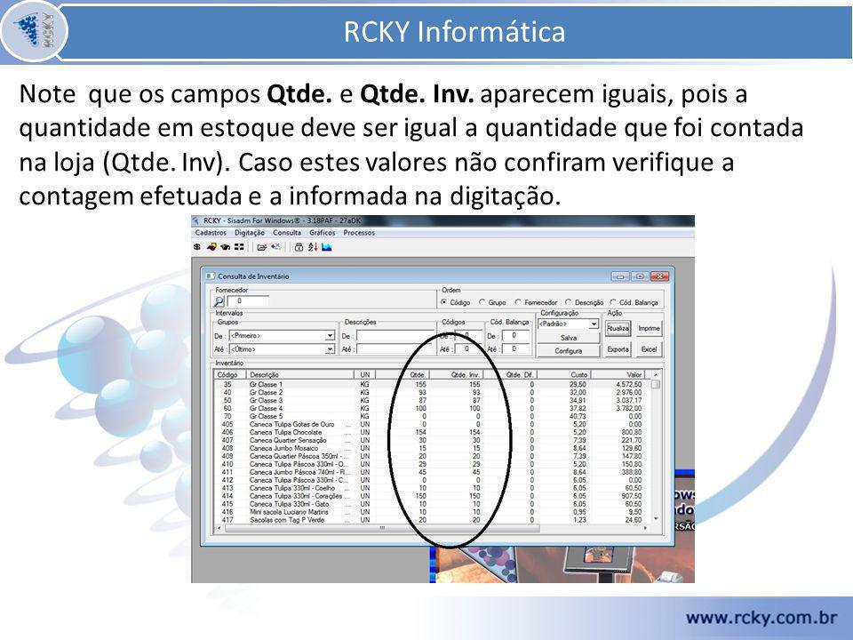 RCKY Informática RCKY Informática