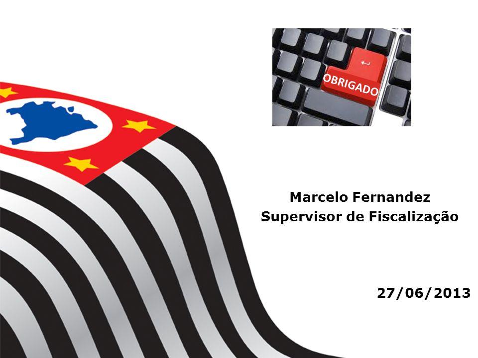 Supervisor de Fiscalização