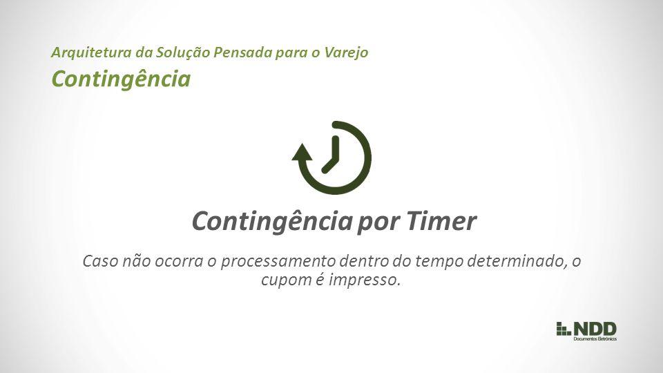 Contingência por Timer