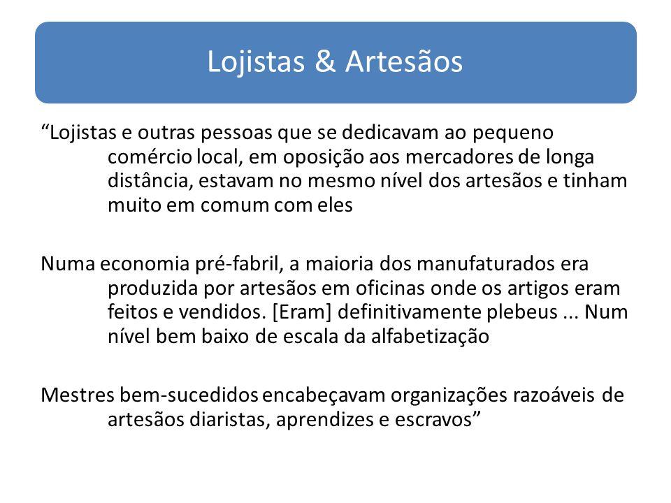 Lojistas & Artesãos