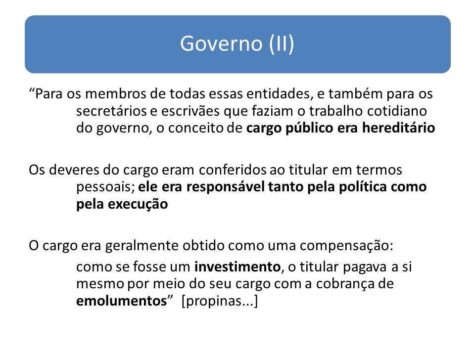Governo (II)