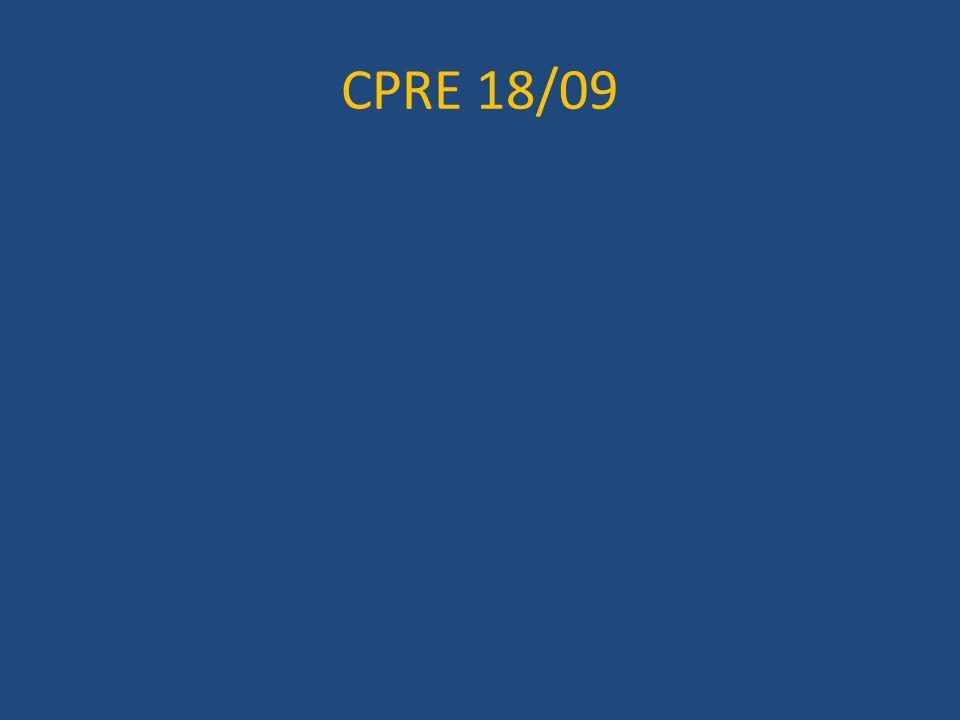 CPRE 18/09