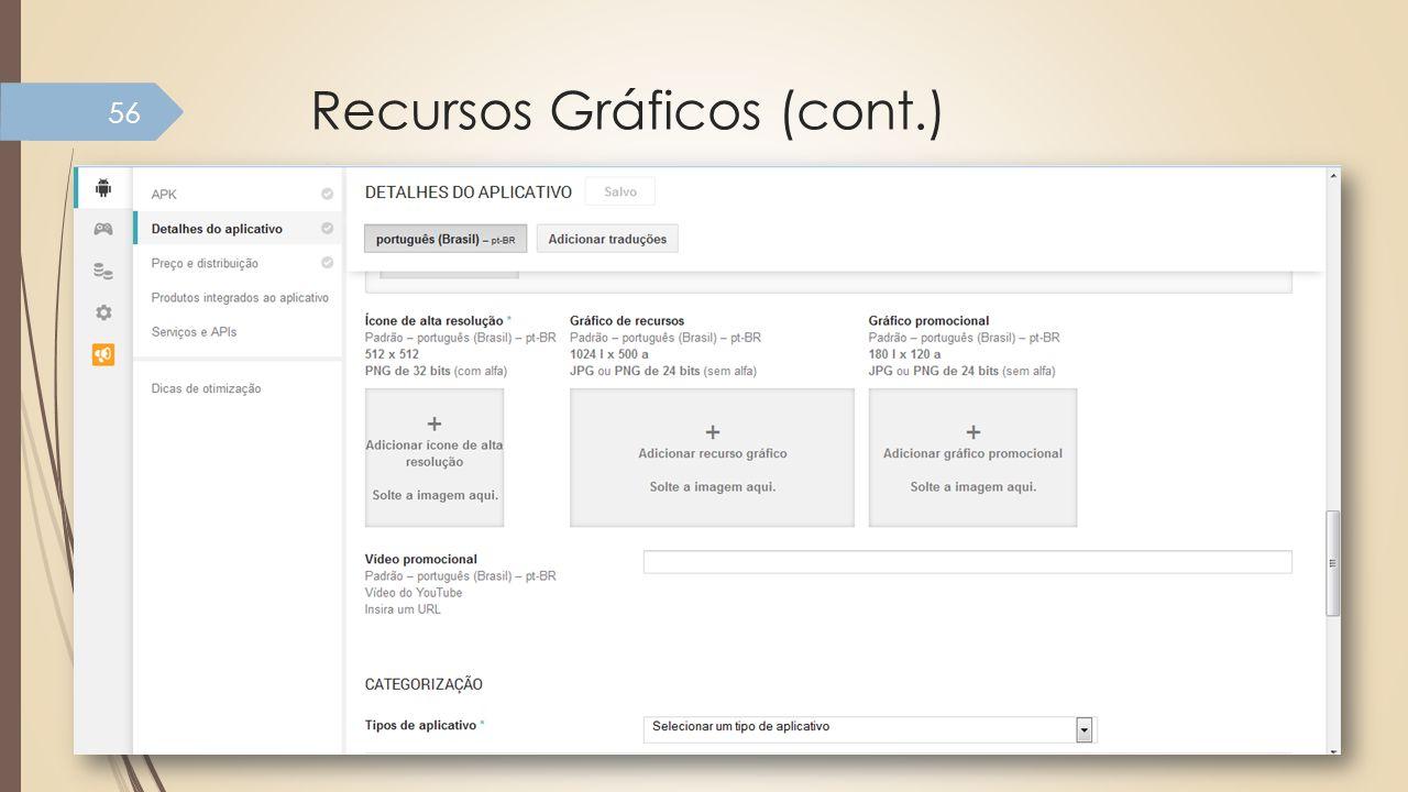 Recursos Gráficos (cont.)