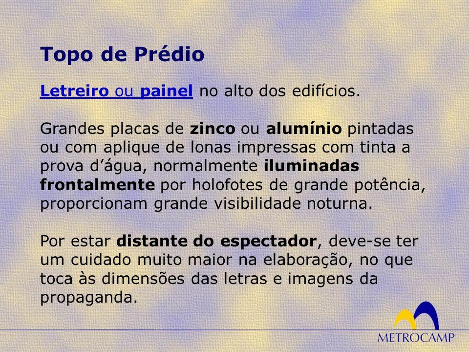 Topo de Prédio