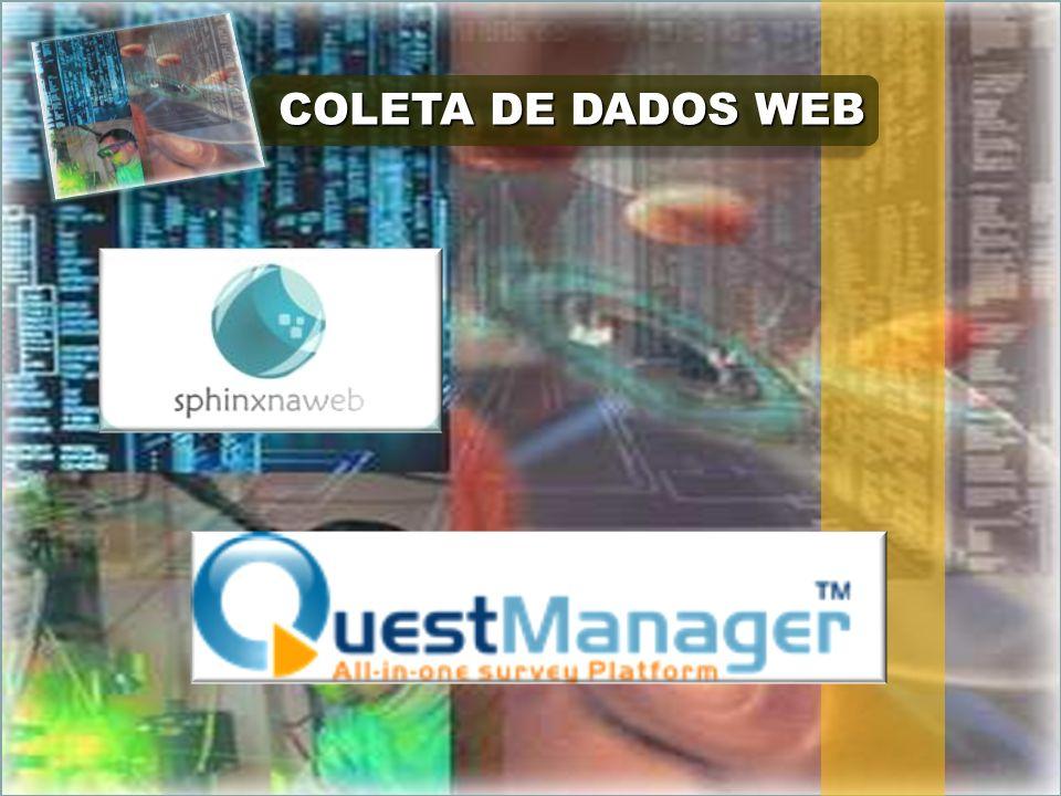 COLETA DE DADOS WEB