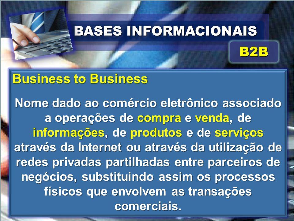 BASES INFORMACIONAIS B2B