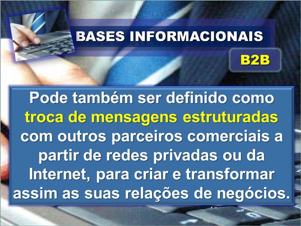 BASES INFORMACIONAIS B2B.