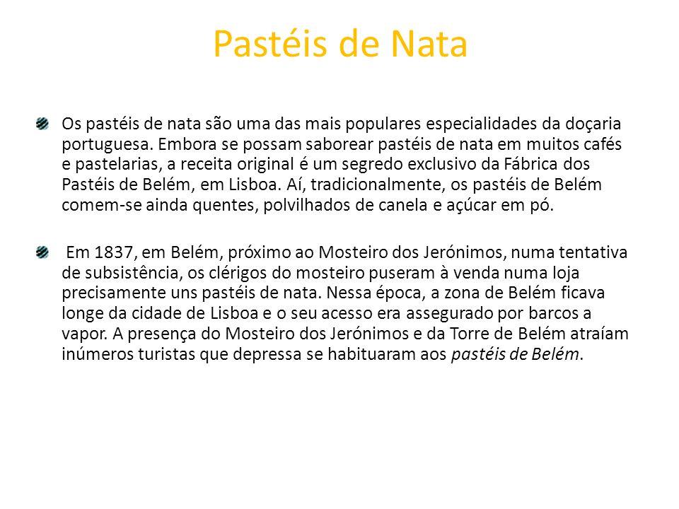 Pastéis de Nata