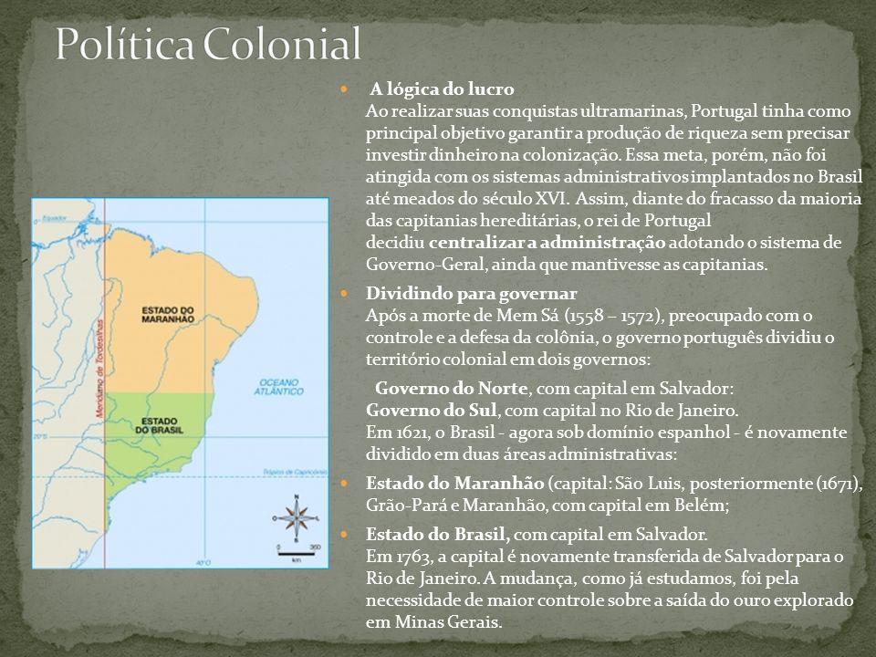 Política Colonial