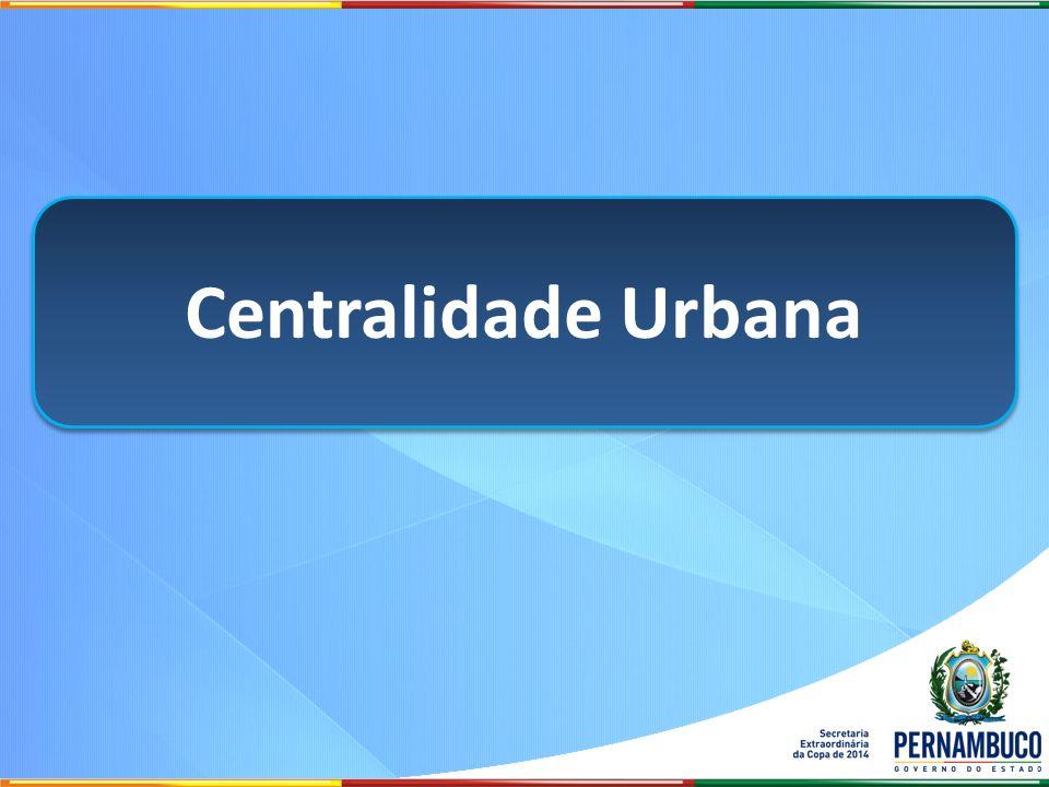 Centralidade Urbana