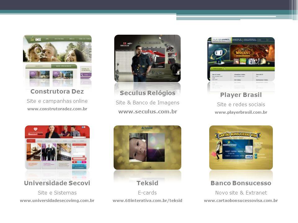 Site e campanhas online