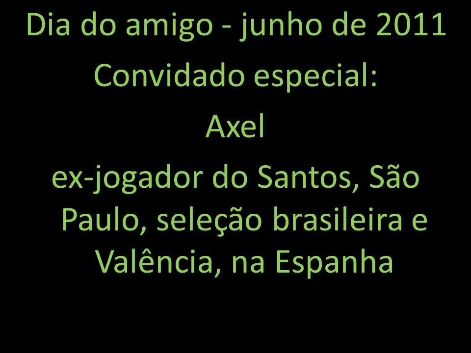 Convidado especial: Axel
