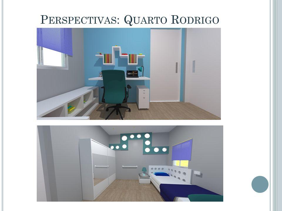 Perspectivas: Quarto Rodrigo