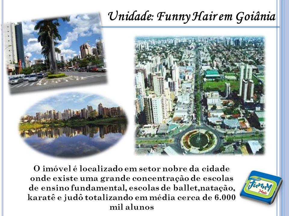 Unidade: Funny Hair em Goiânia