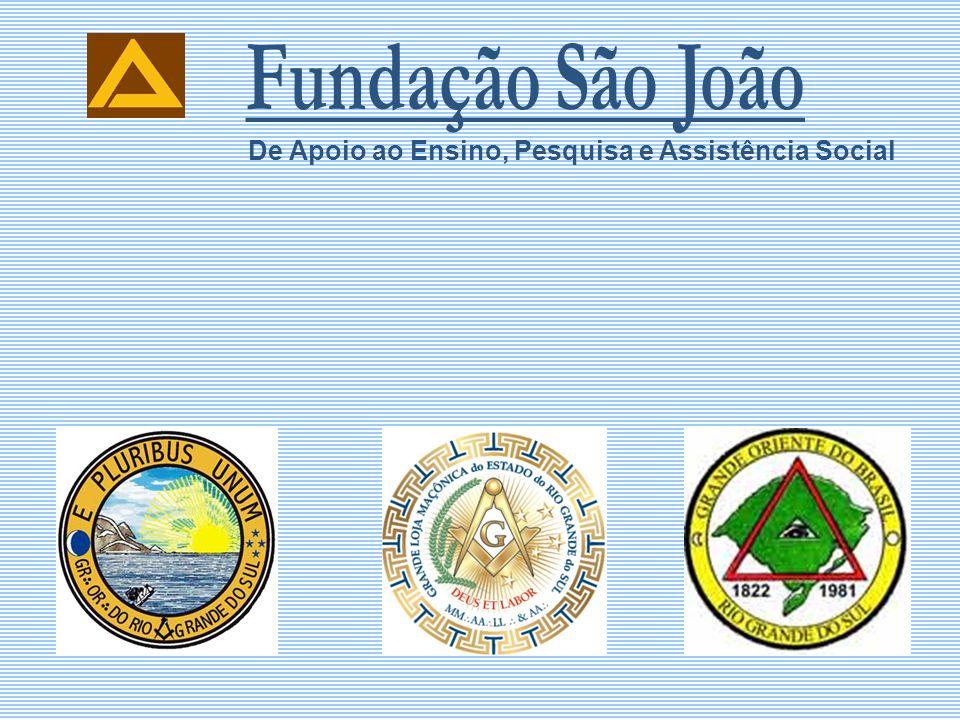 Fundação São João De Apoio ao Ensino, Pesquisa e Assistência Social .