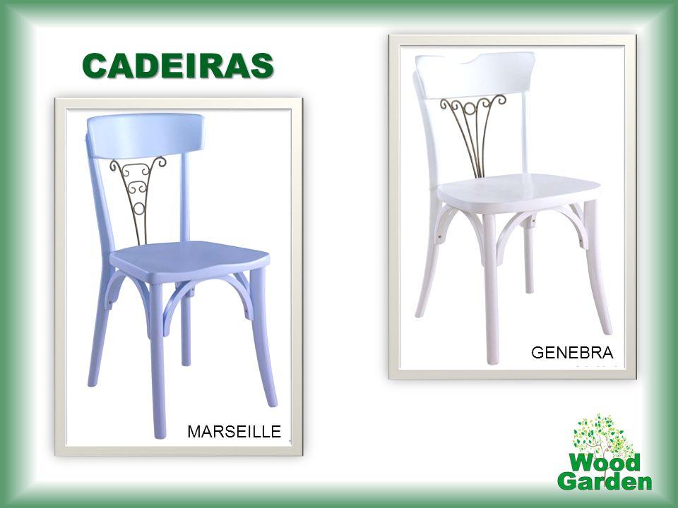 GENEBRA CADEIRAS MARSEILLE