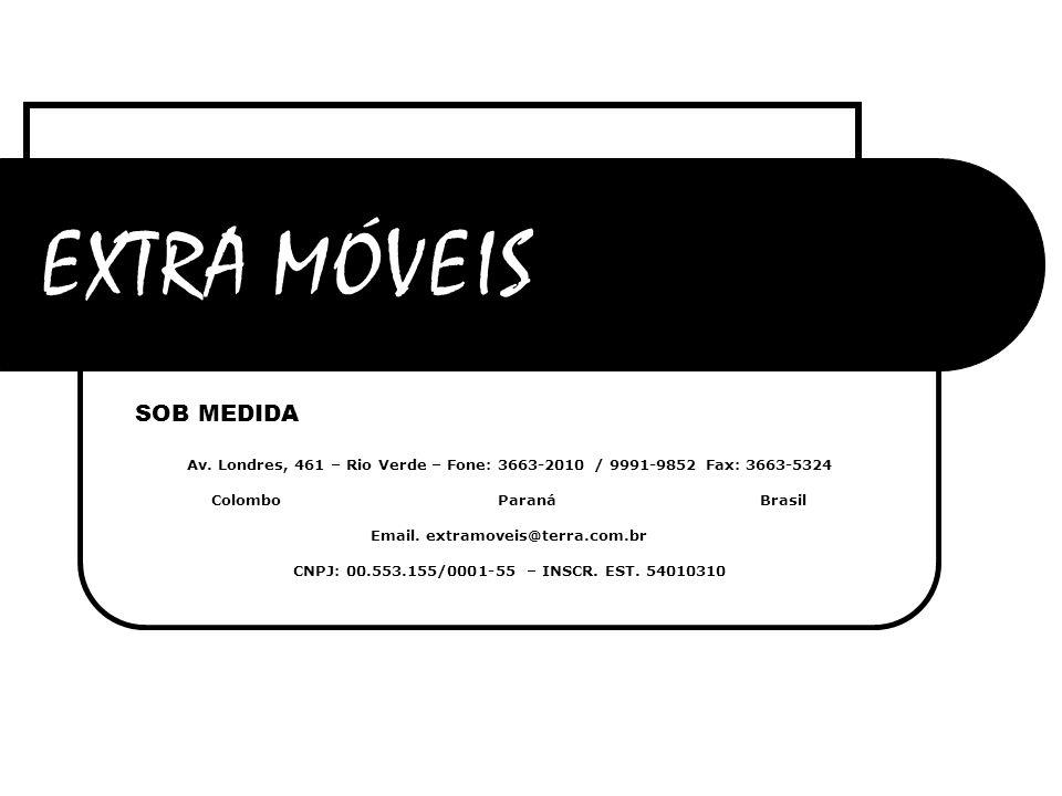 Email. extramoveis@terra.com.br