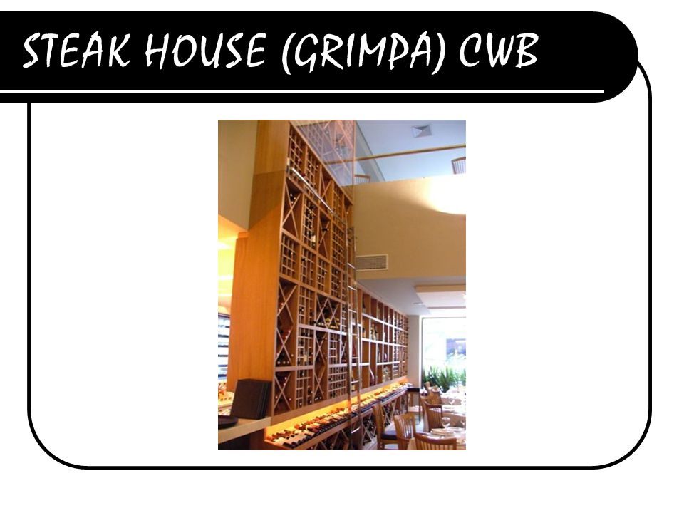 STEAK HOUSE (GRIMPA) CWB