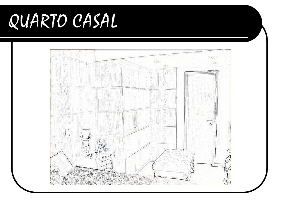 QUARTO CASAL