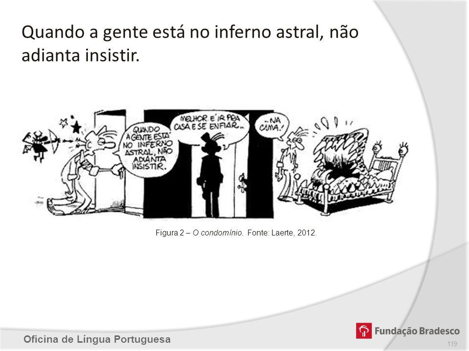 Figura 2 – O condomínio. Fonte: Laerte, 2012.