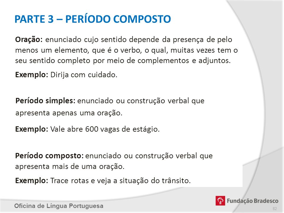PARTE 3 – PERÍODO COMPOSTO