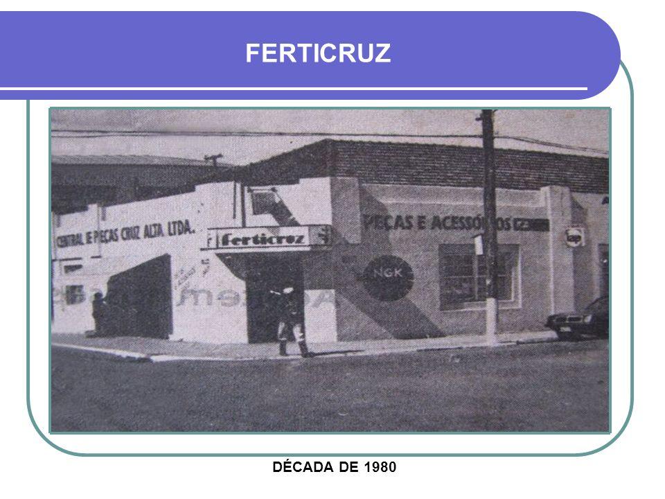 FERTICRUZ DÉCADA DE 1980