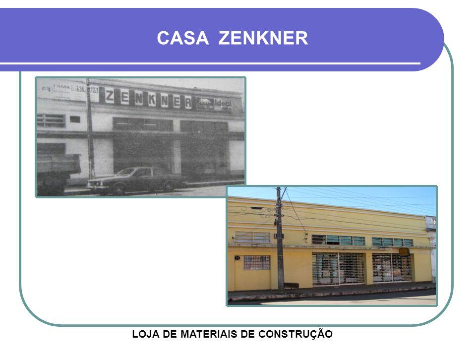 LOJA DE MATERIAIS DE CONSTRUÇÃO