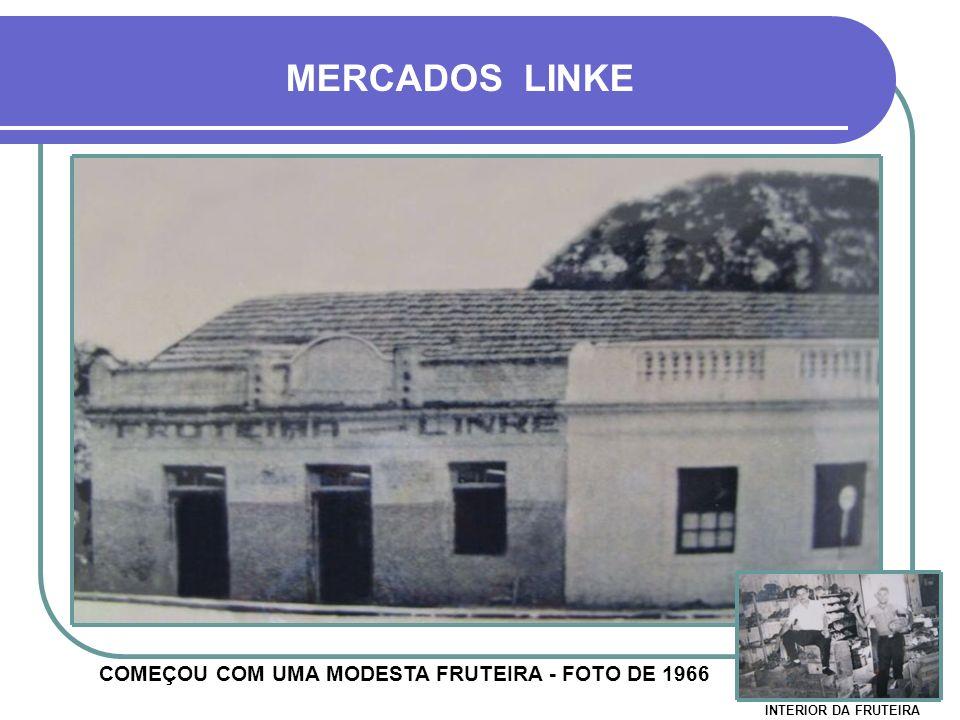 COMEÇOU COM UMA MODESTA FRUTEIRA - FOTO DE 1966
