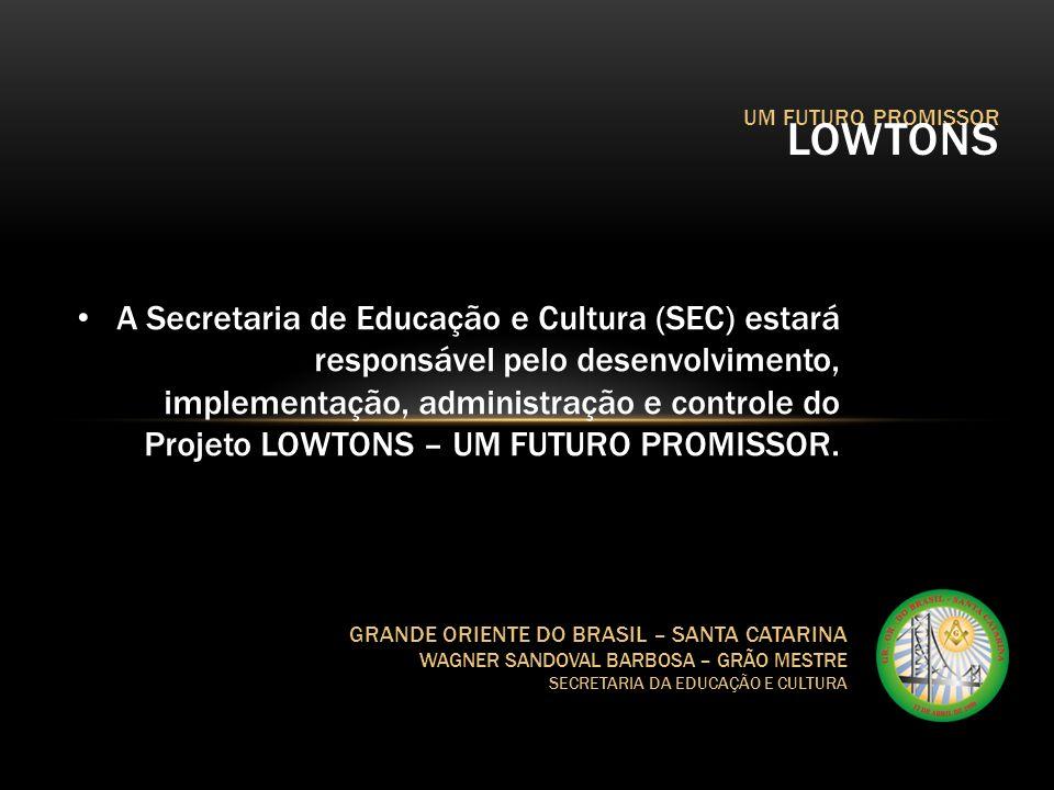 UM FUTURO PROMISSOR LOWTONS.