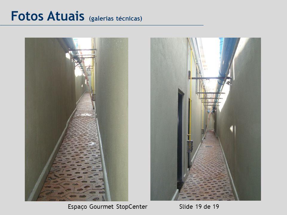 Fotos Atuais (galerias técnicas)