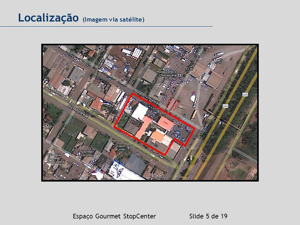 Localização (Imagem via satélite)