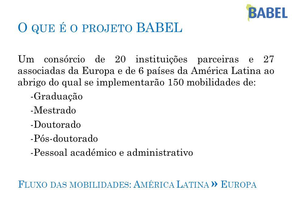 O que é o projeto BABEL
