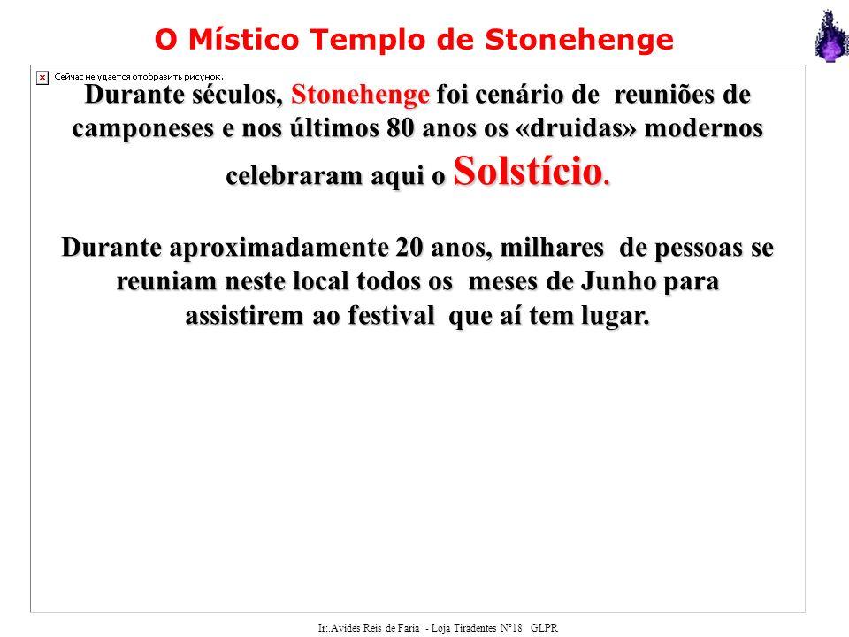 O Místico Templo de Stonehenge