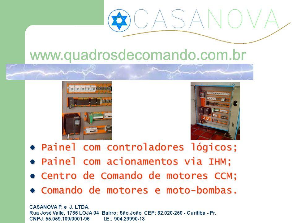 www.quadrosdecomando.com.br www.quadrosdecomando.com.br