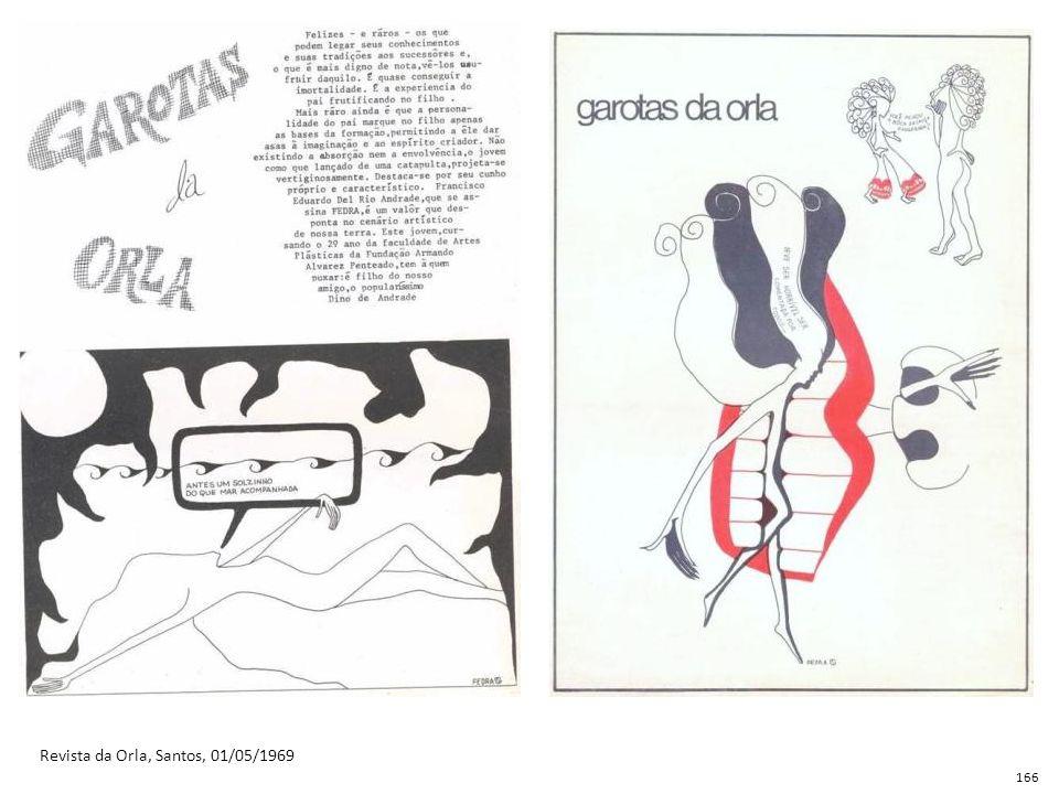 Revista da Orla, Santos, 01/05/1969