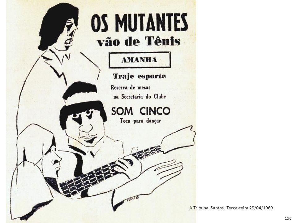 A Tribuna, Santos, Terça-feira 29/04/1969