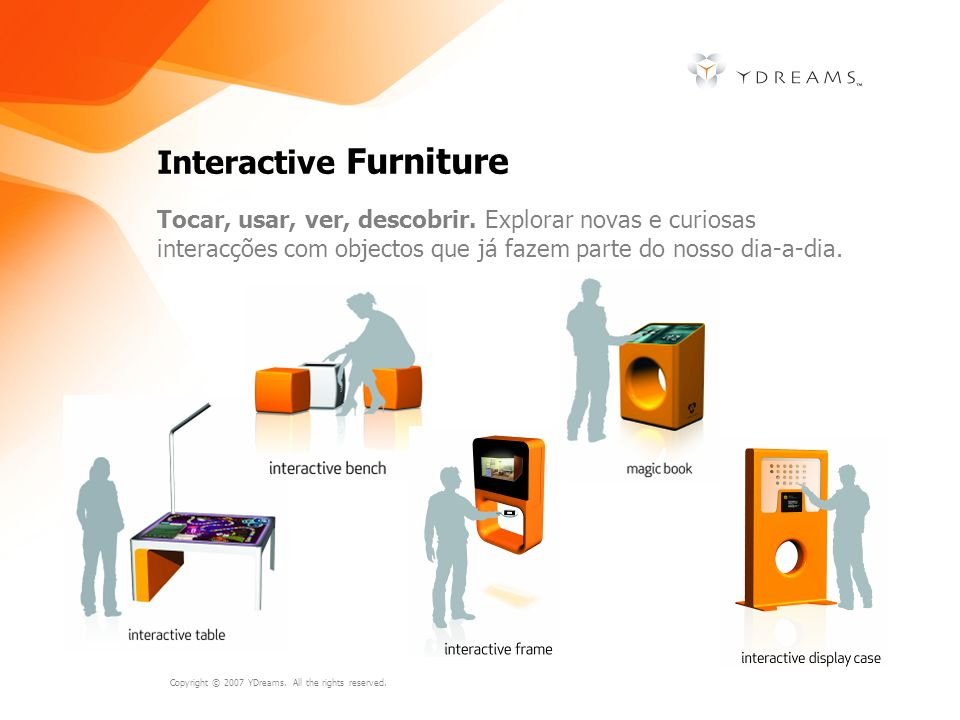 Interactive Furniture