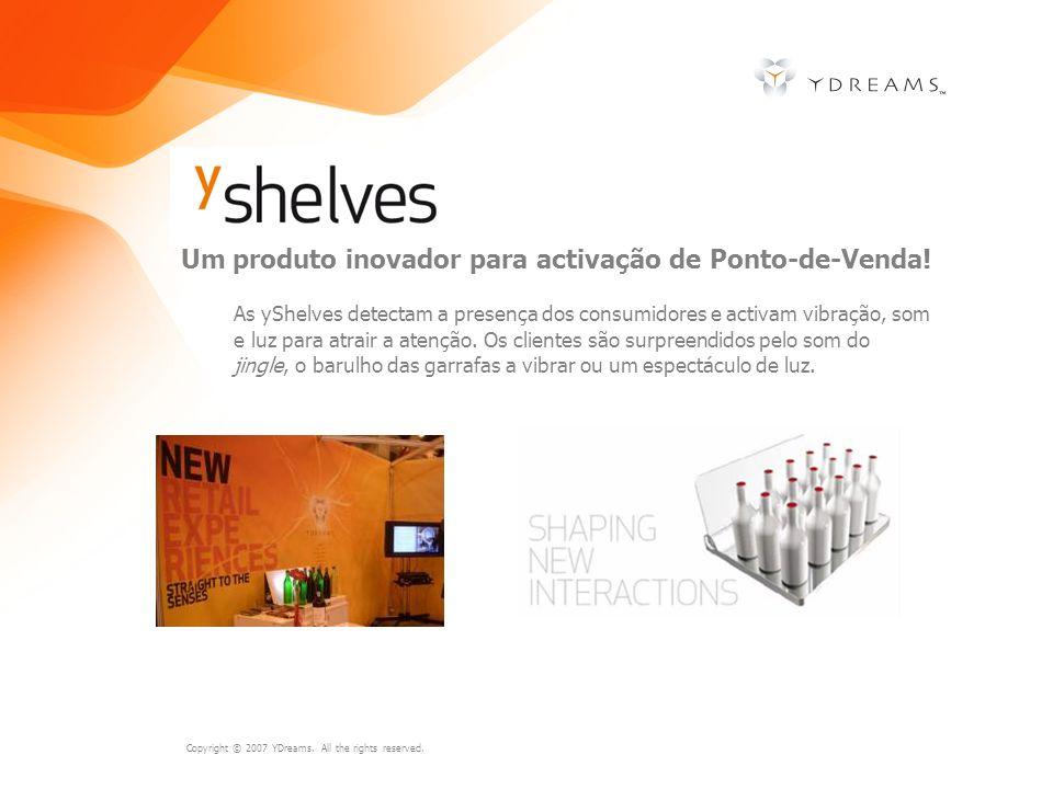 Um produto inovador para activação de Ponto-de-Venda