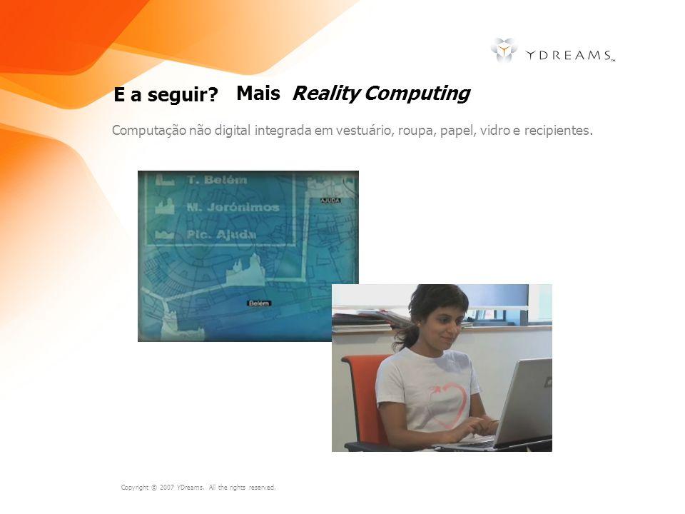 Mais Reality Computing
