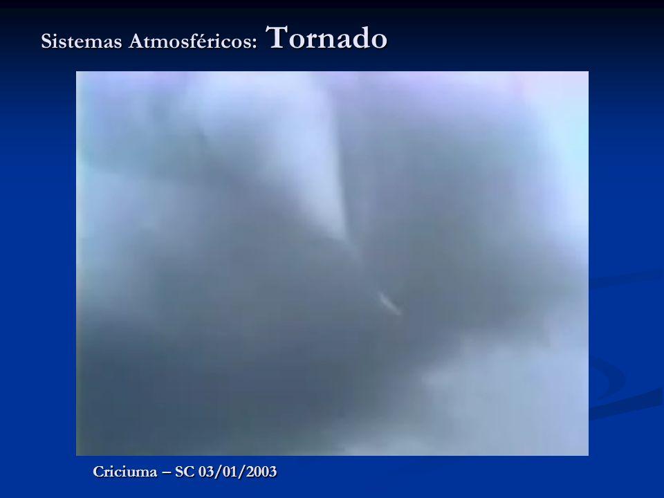 Sistemas Atmosféricos: Tornado