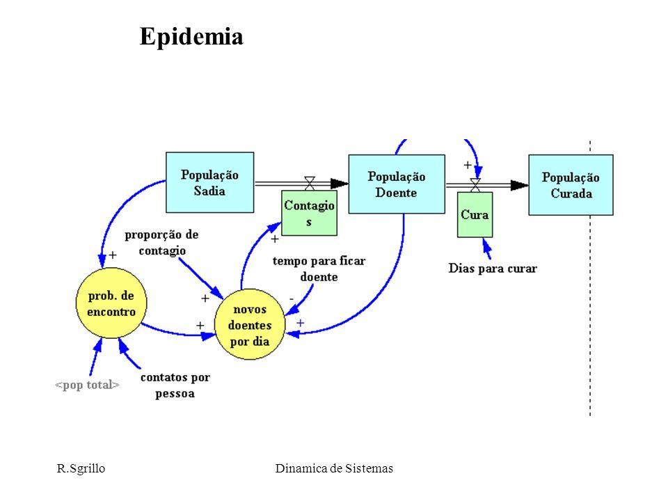 Epidemia R.Sgrillo Dinamica de Sistemas