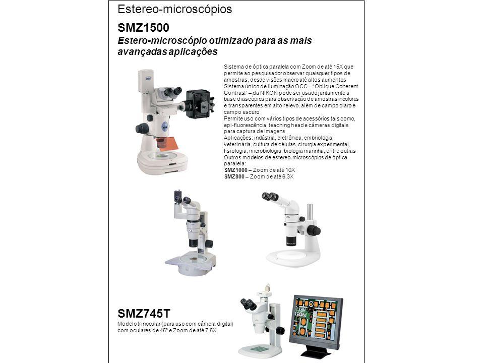 Estereo-microscópios