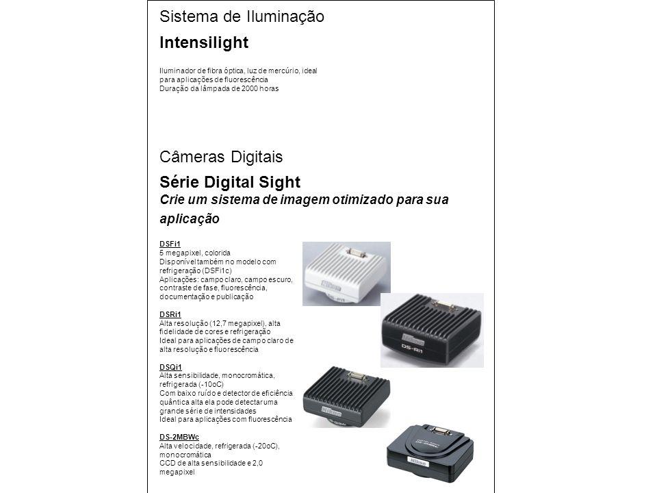 Sistema de Iluminação Intensilight Câmeras Digitais