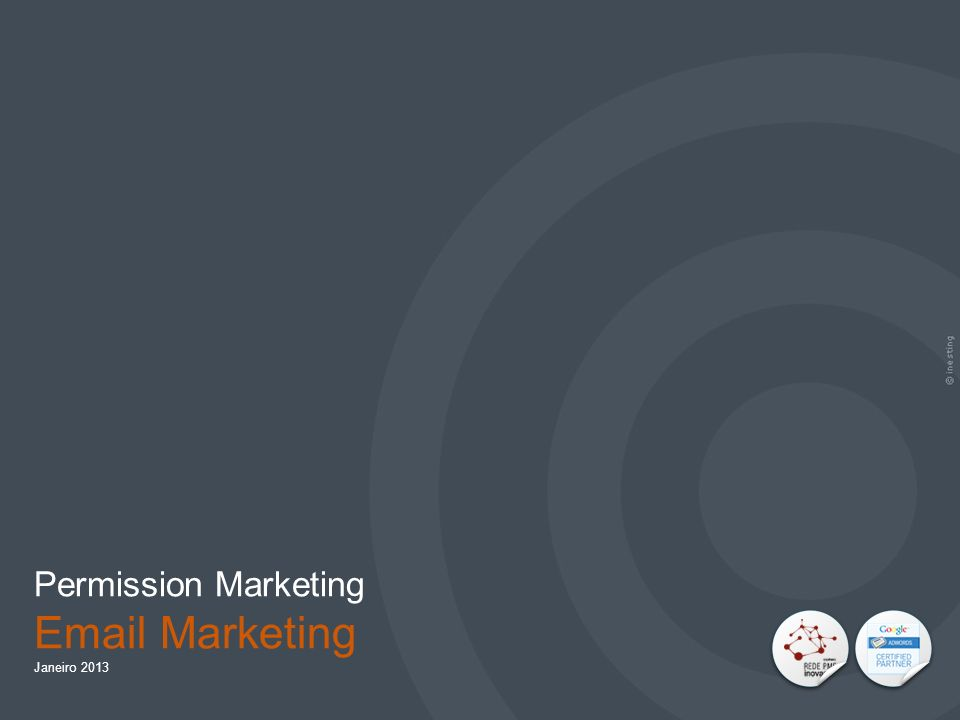 Permission Marketing Email Marketing