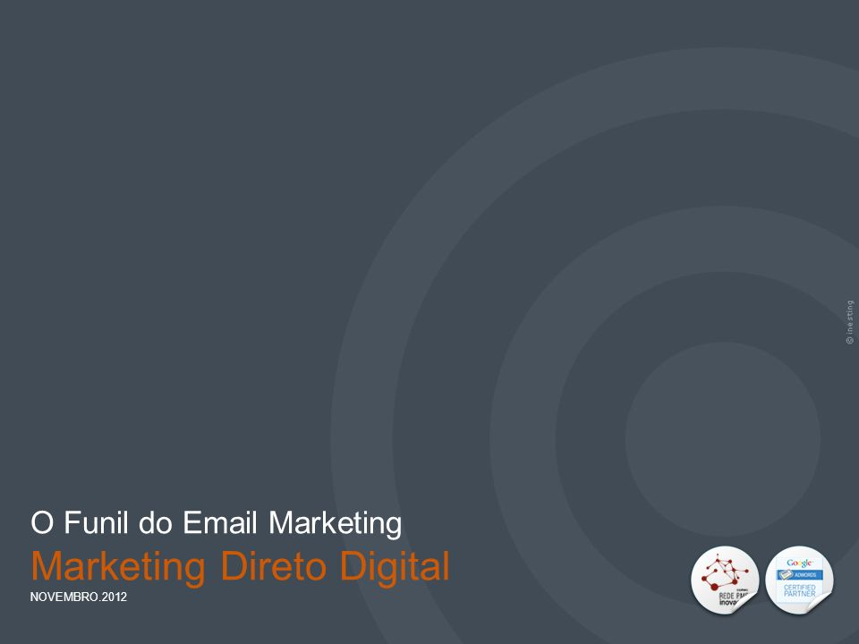 O Funil do Email Marketing Marketing Direto Digital
