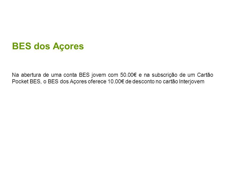 BES dos Açores
