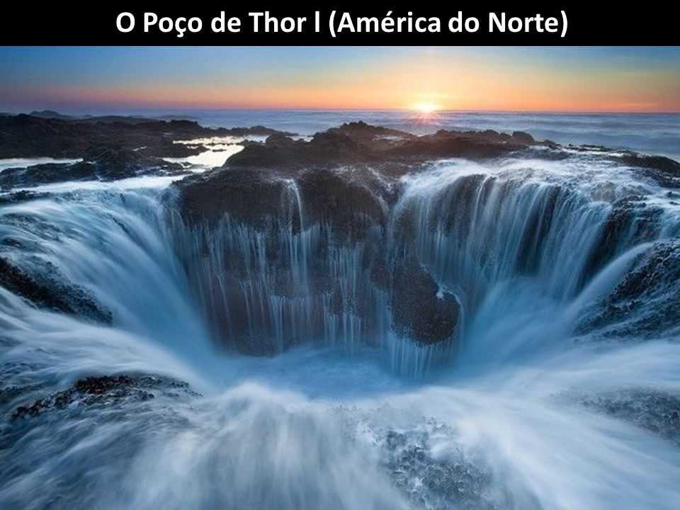 O Poço de Thor l (América do Norte)