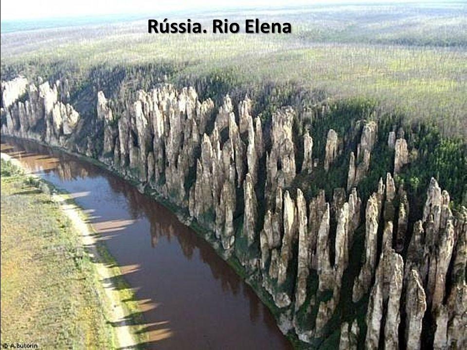 Rússia. Rio Elena